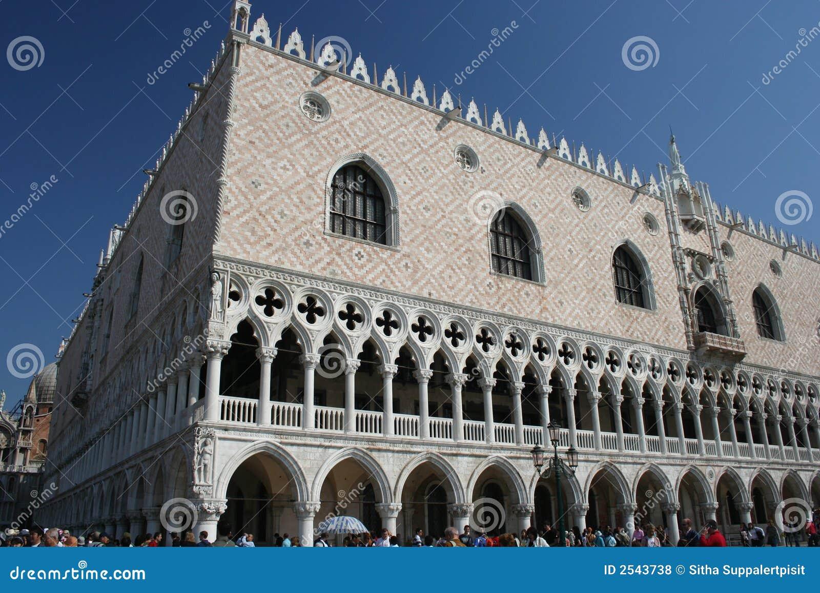 Doge s Palace, Venice, Italy