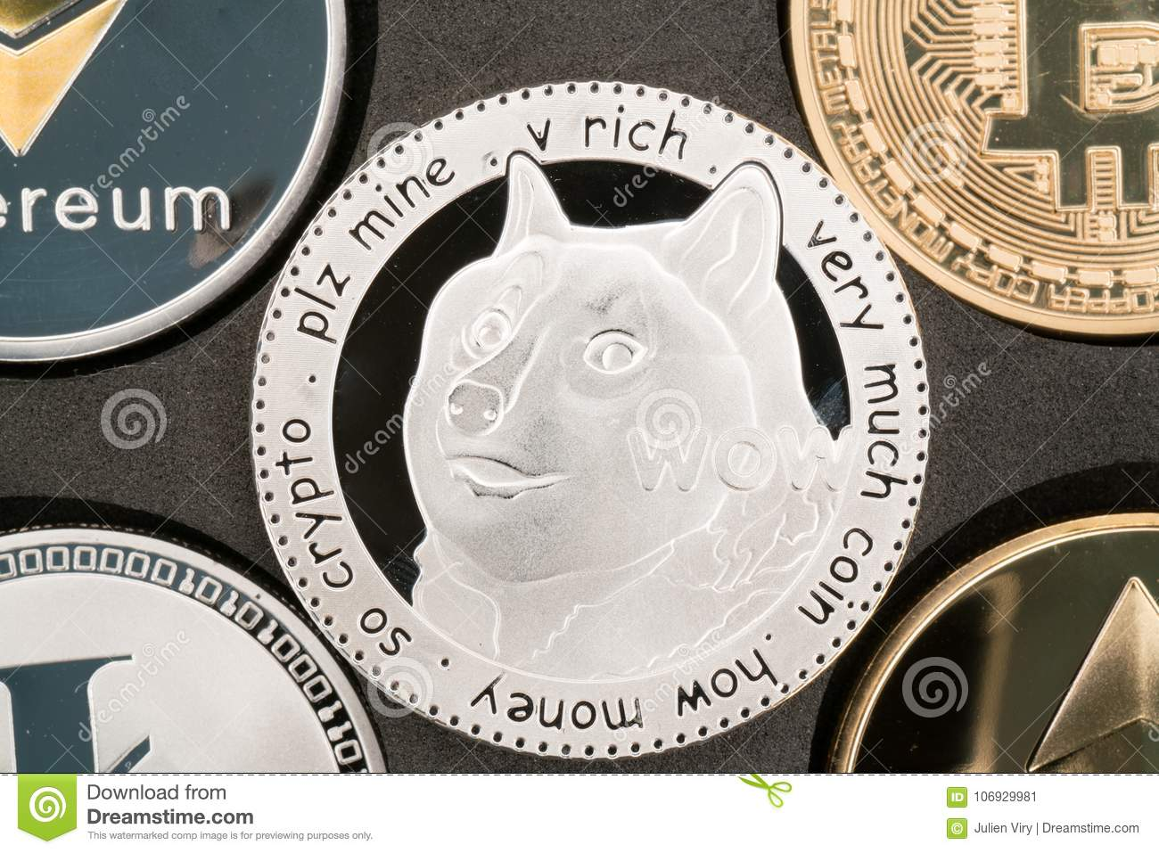 real silver coin cryptocurrency