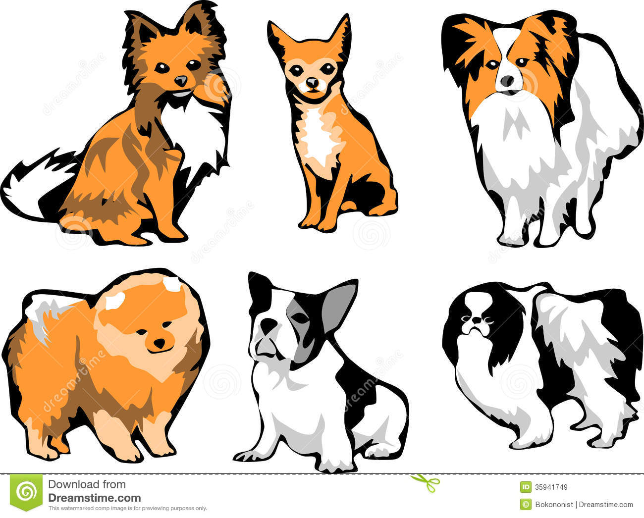 dogs royalty free stock images   image 35941749