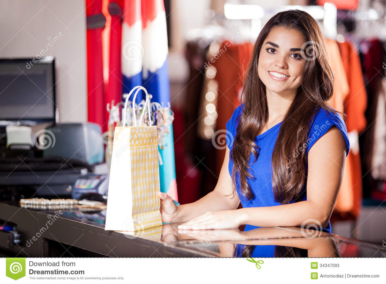 Clothing stores for young women