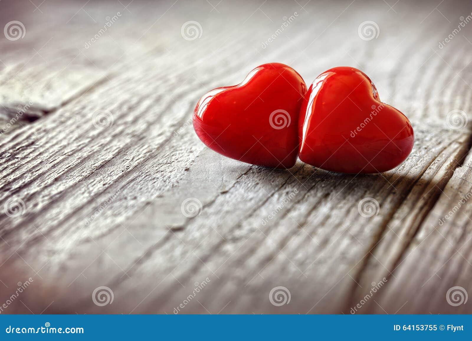 Dois corações no amor