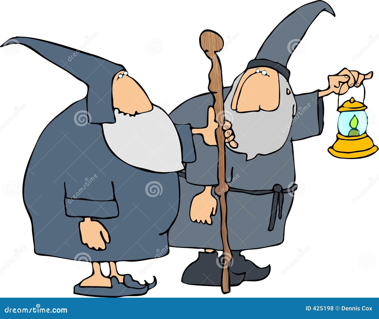 Dois feiticeiros
