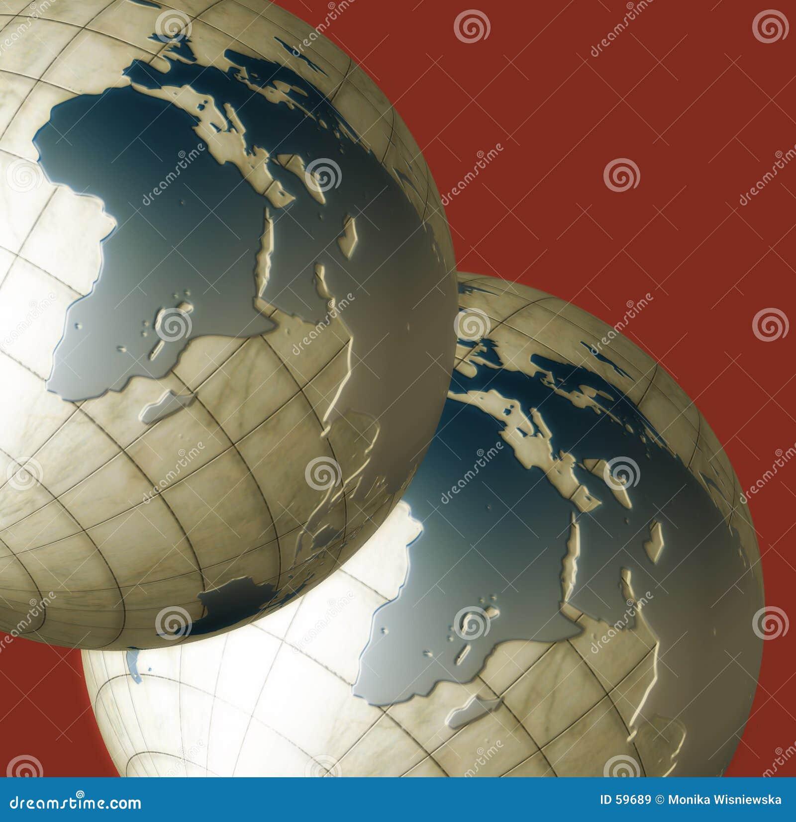 Dois globos