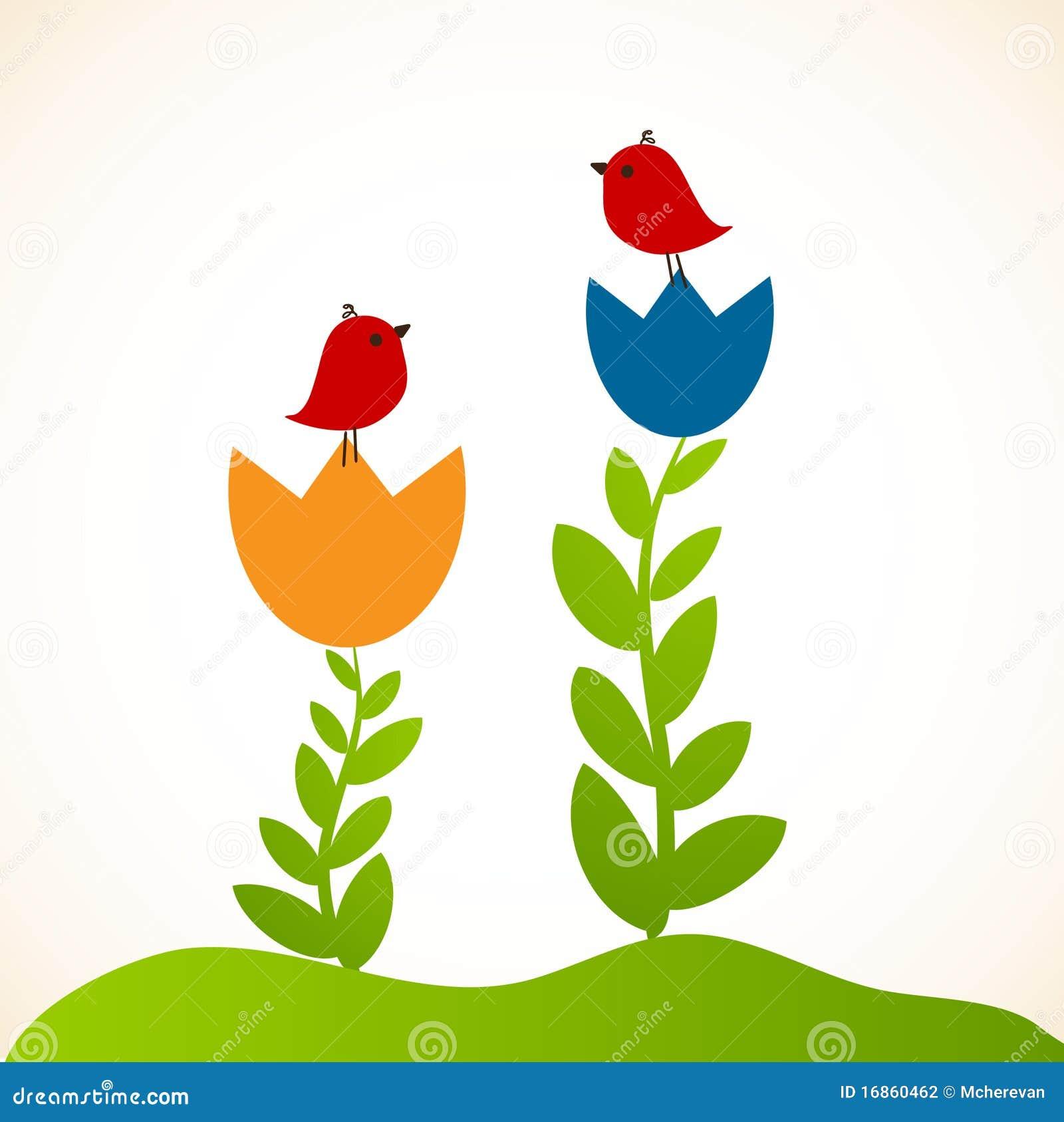 Dois pássaros na tâmara do amor