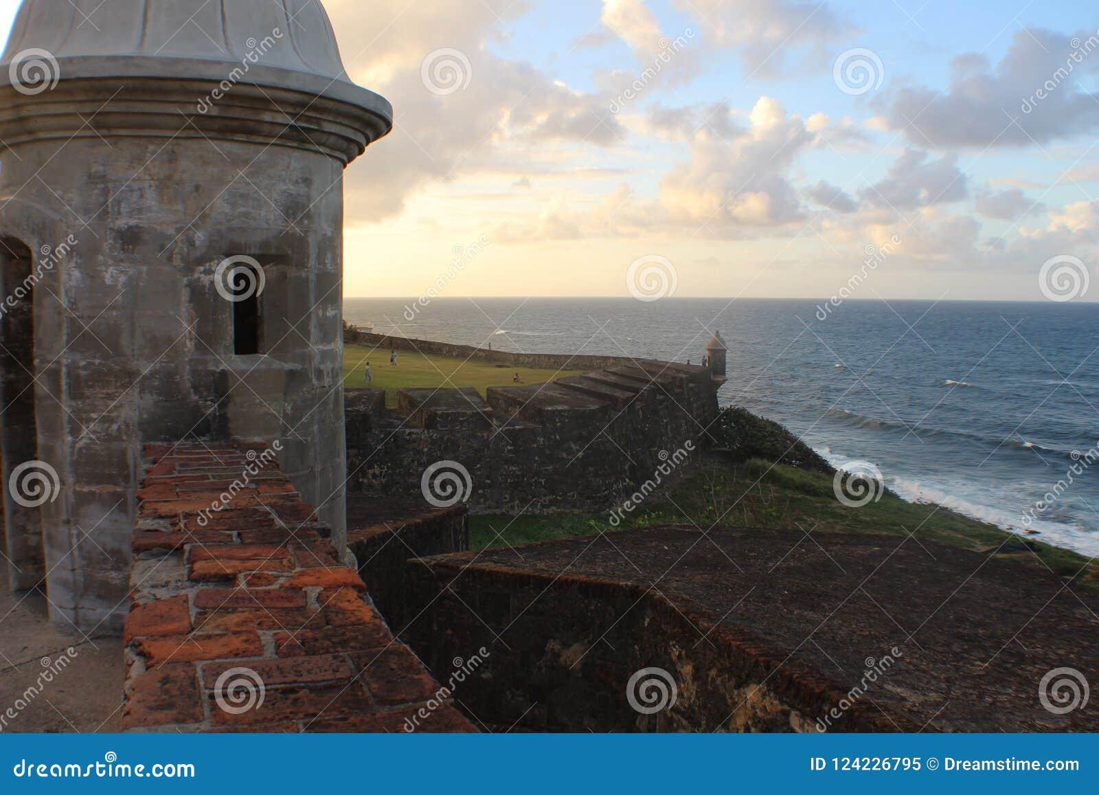Dokować wewnątrz Puerto Rico