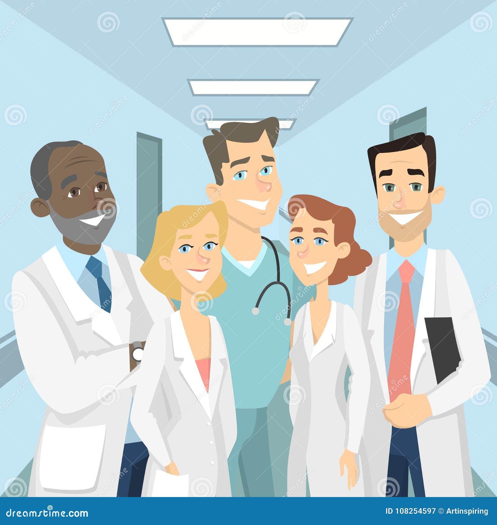 Doktorer i klinik