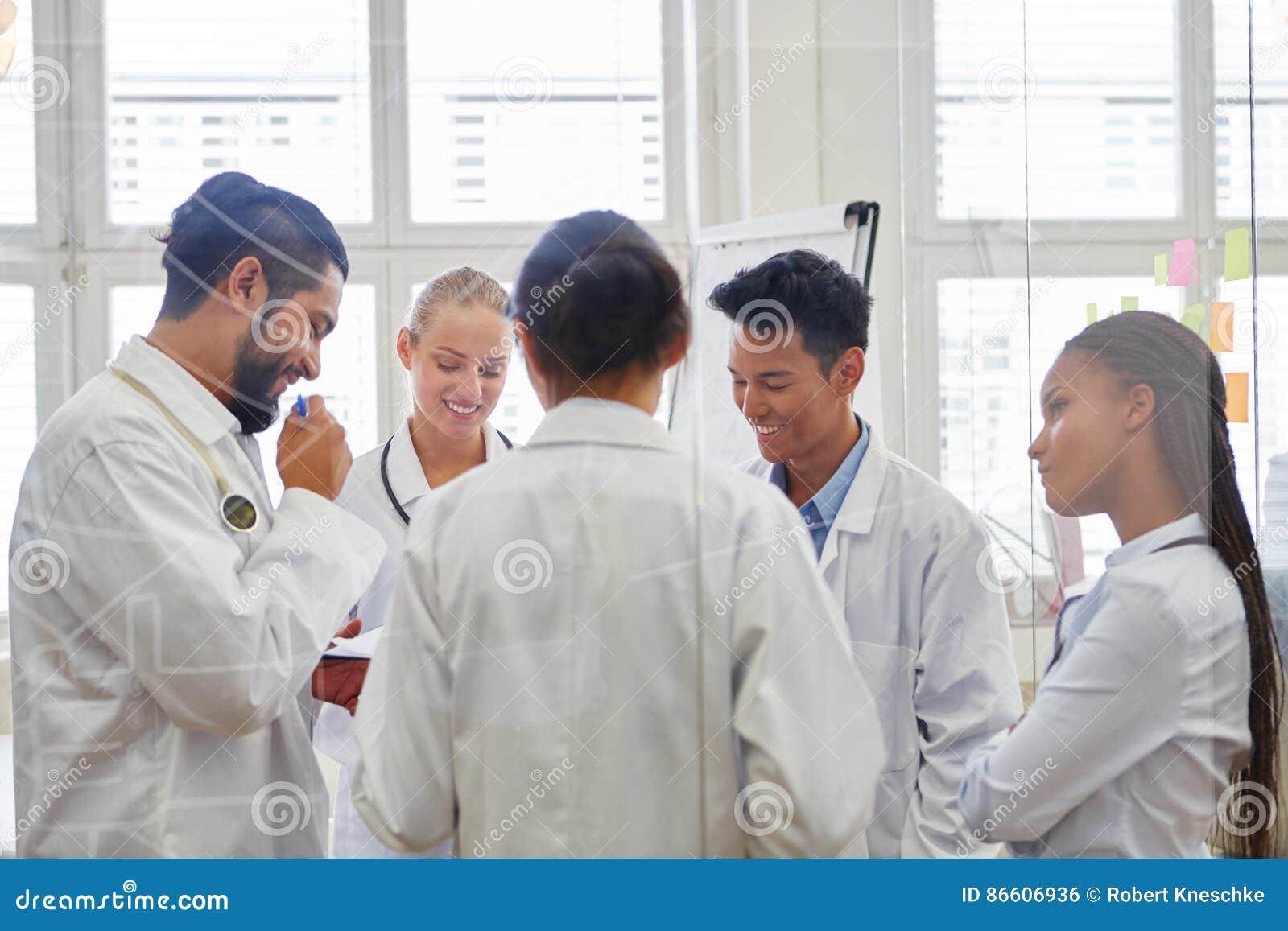 Doktorer i medicinsk utbildning