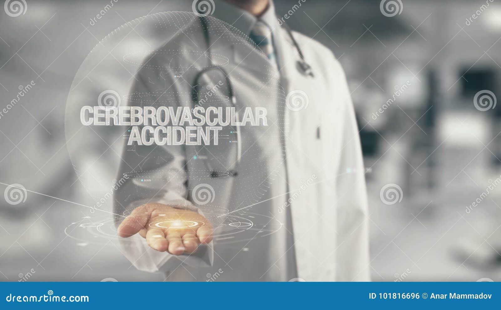 Doktorsinnehav i Cerebrovascular olycka för hand