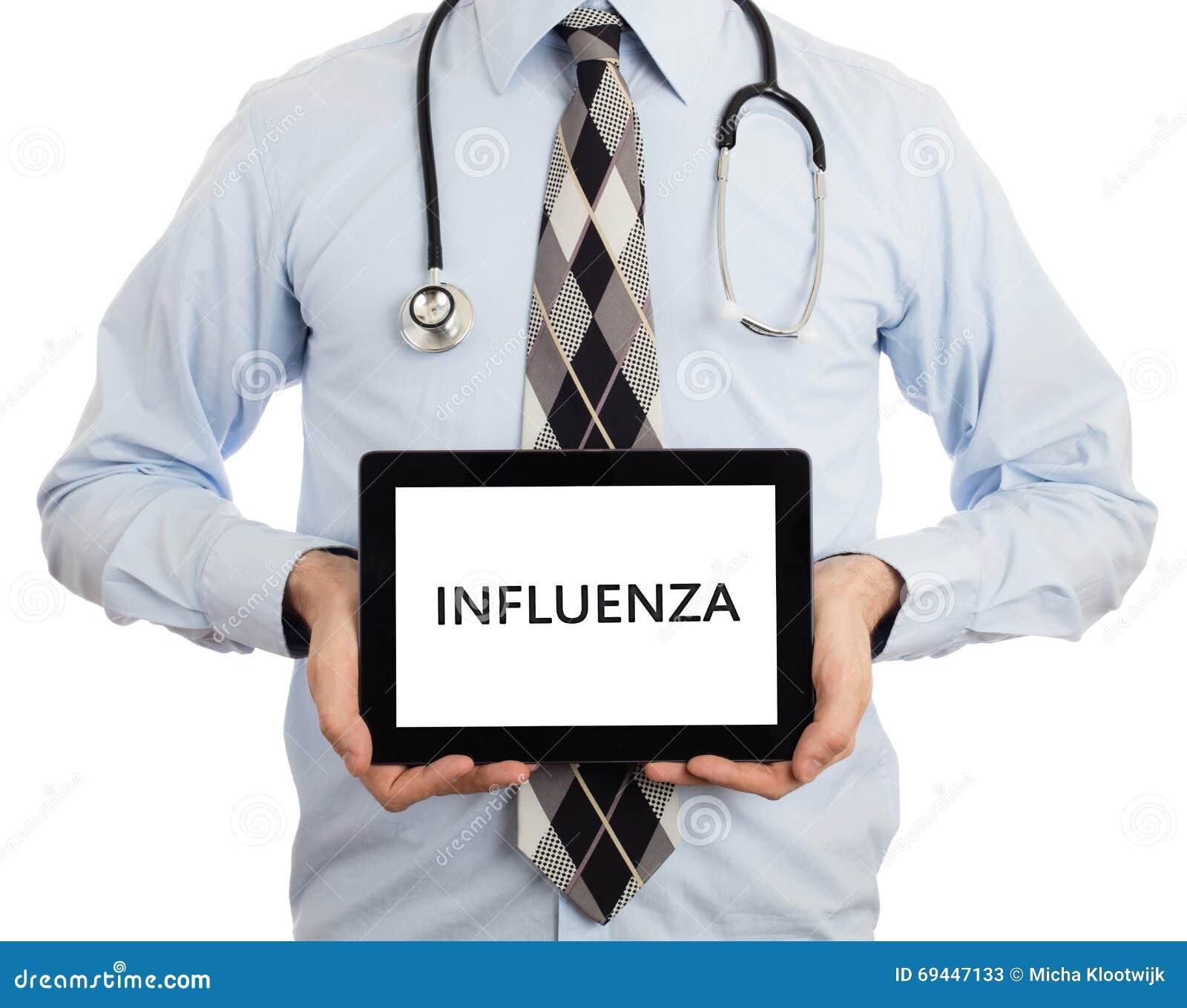 Doktorska mienie pastylka - grypa