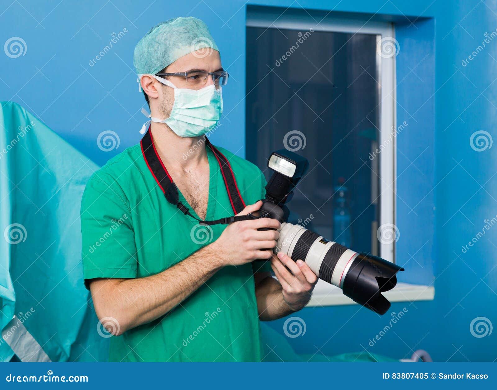 Doktorska robi naukowa dokumentacja