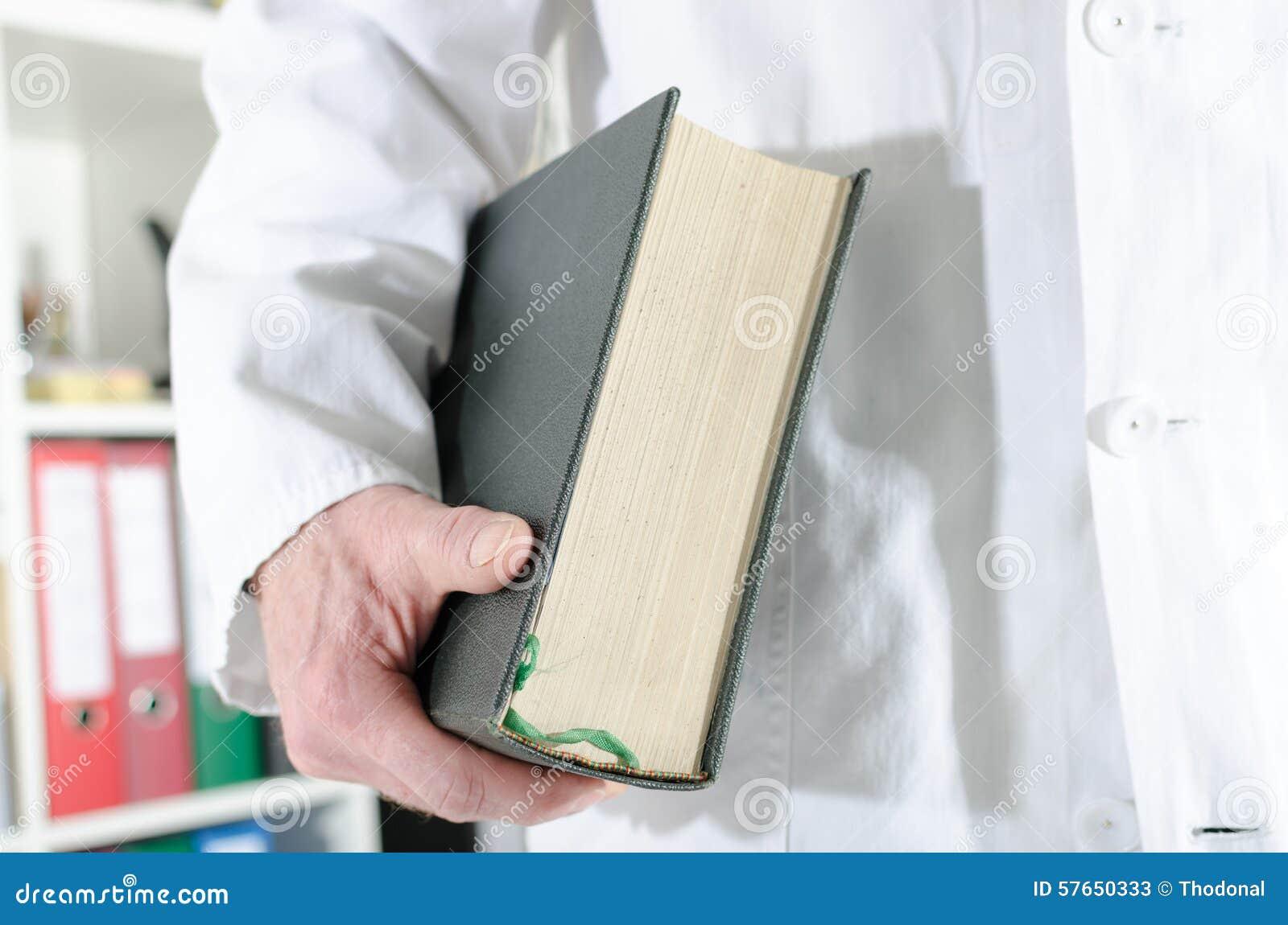 Doktorski mienie medyczna książka