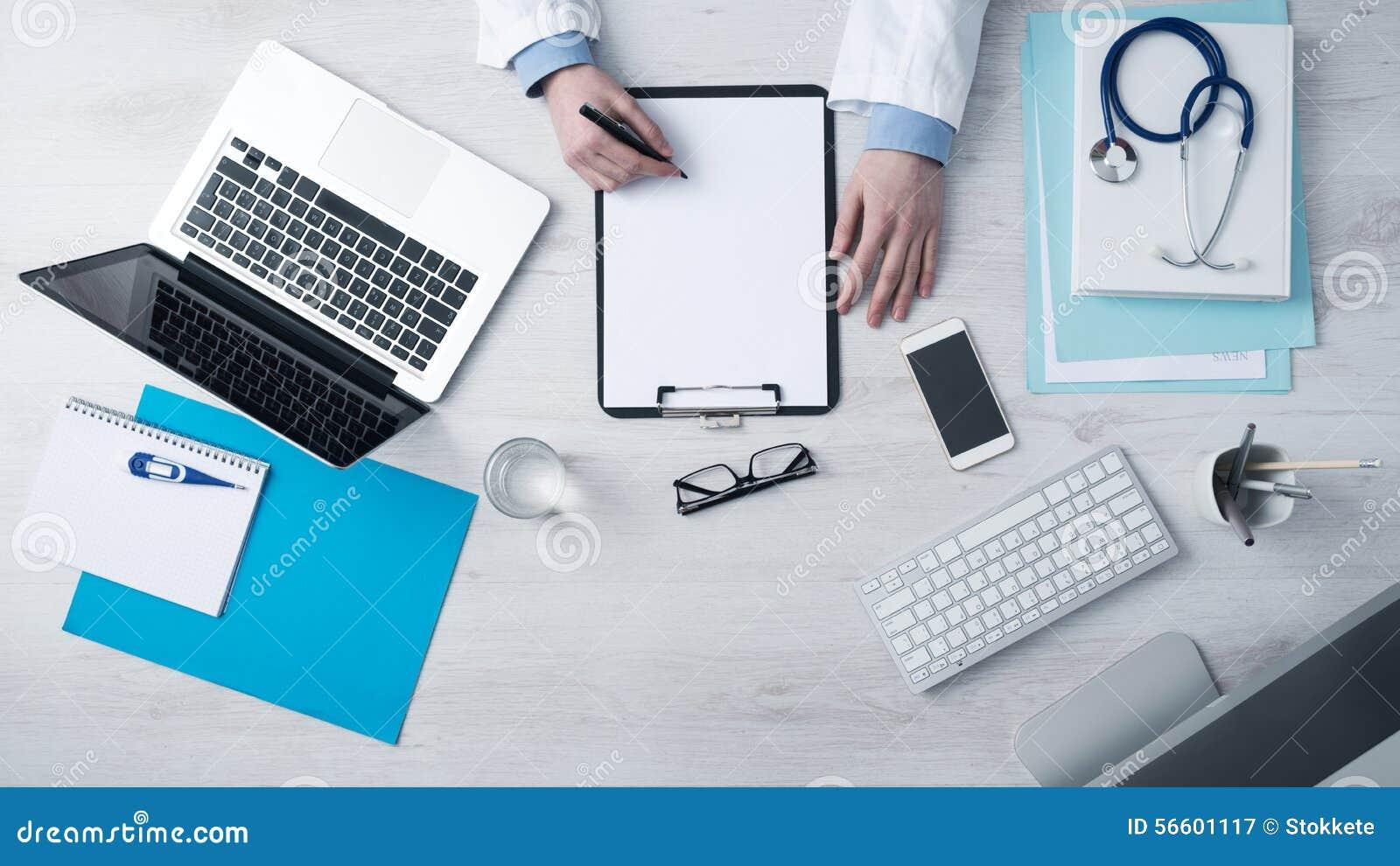 Doktorskie writing książeczki zdrowia