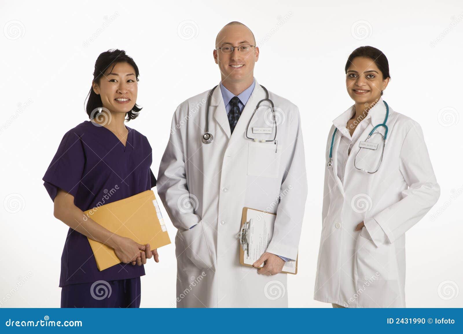 Doktorsmankvinnor