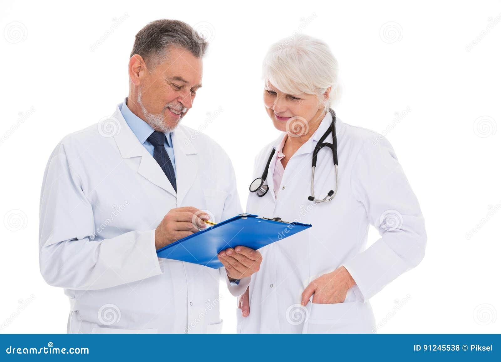 Doktorze samic dolców