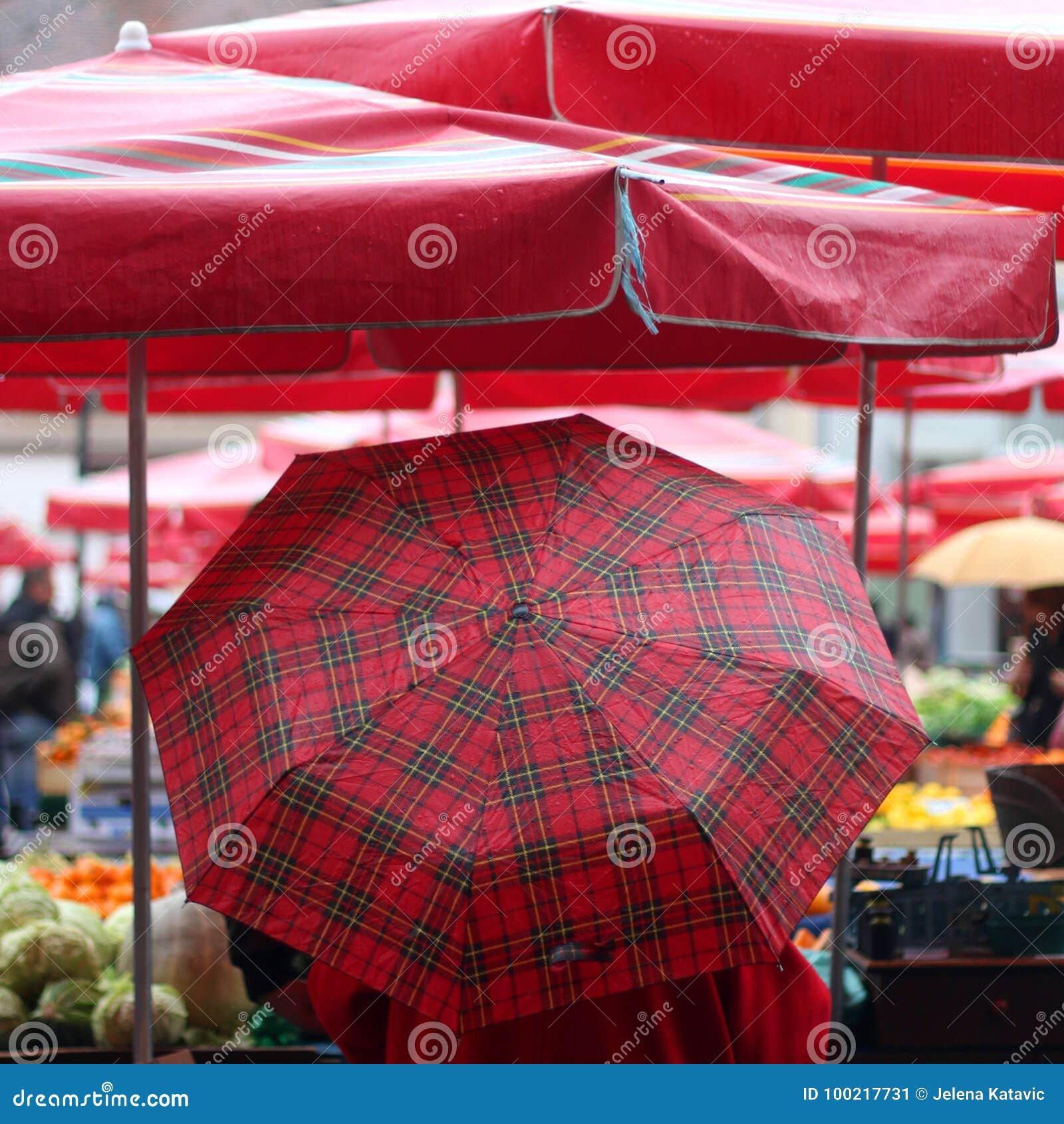 Dolac市场,萨格勒布