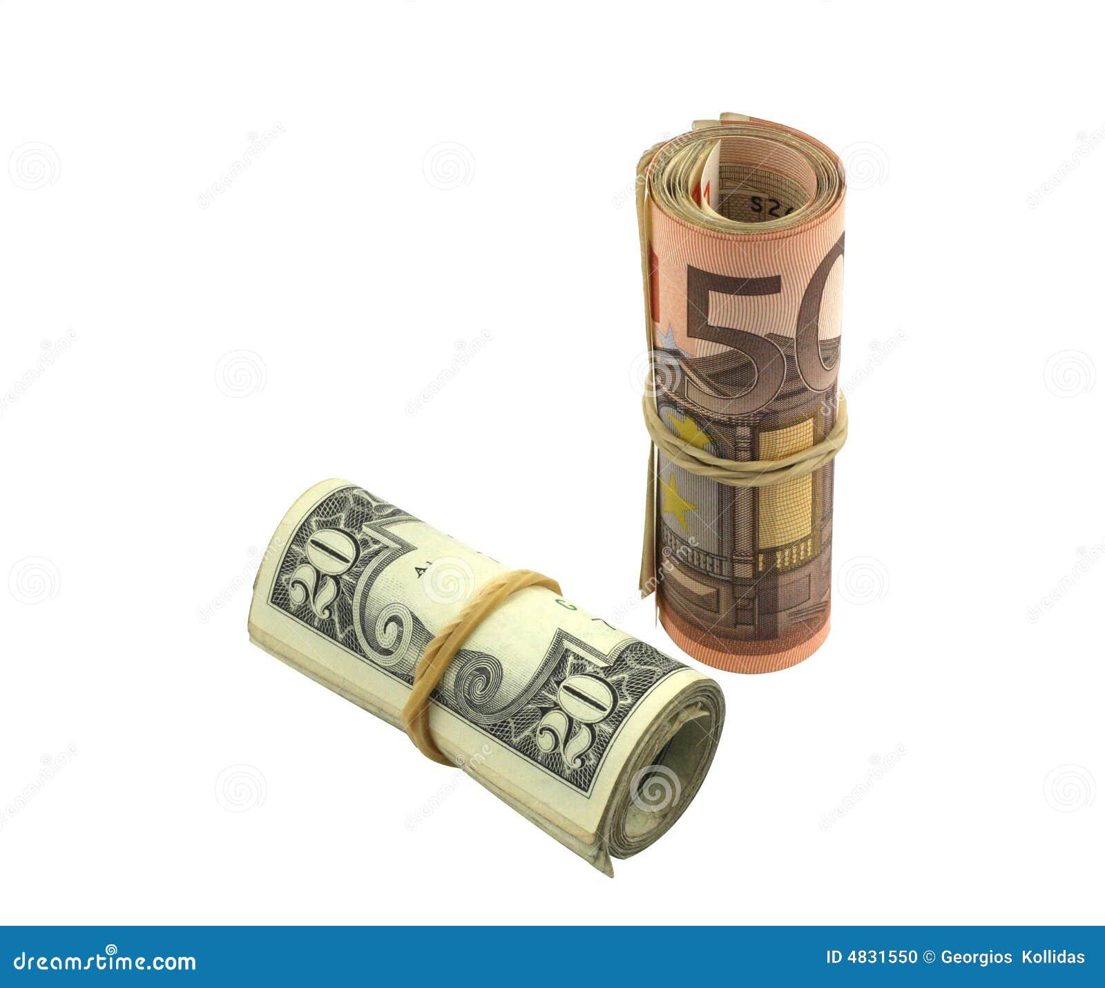 Dolar wznieść się ponad wartość euro