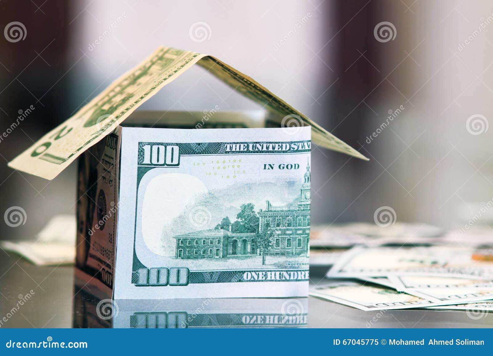 Dolara do domu czynszu domowa wyprzedaż