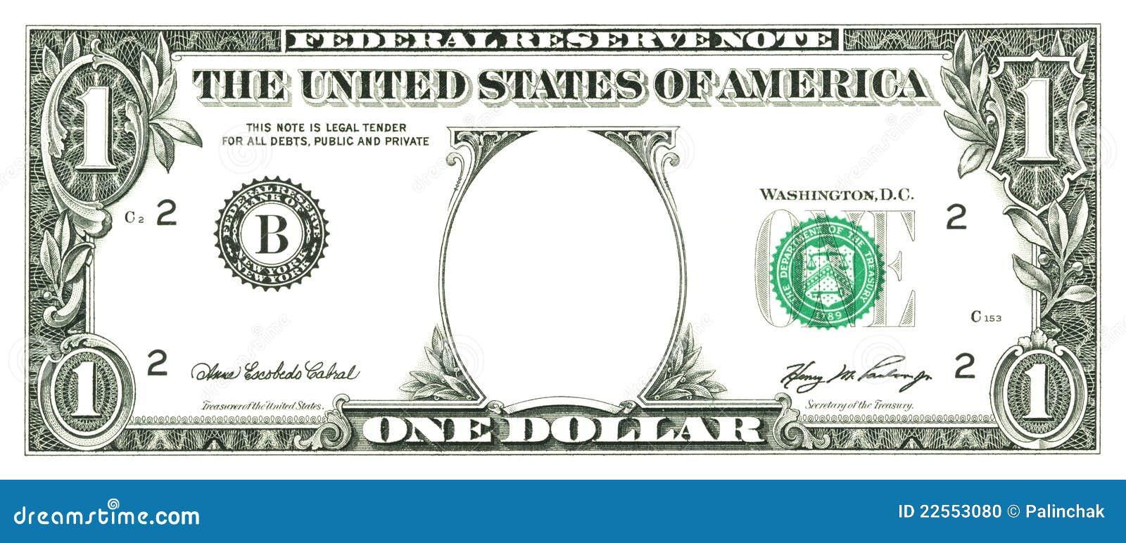 Dolarowa rachunek dziura jeden