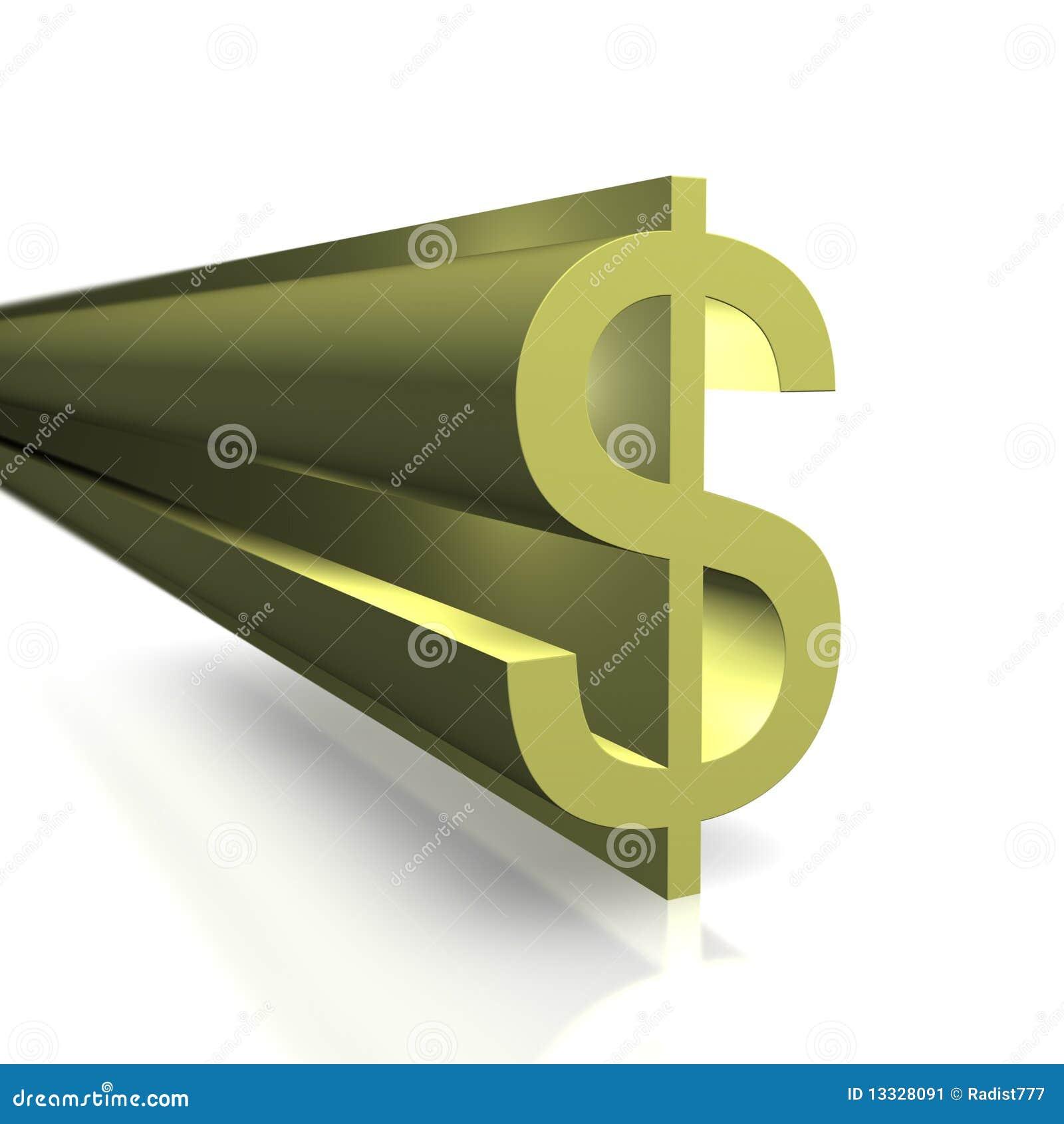 Dolarowy znak