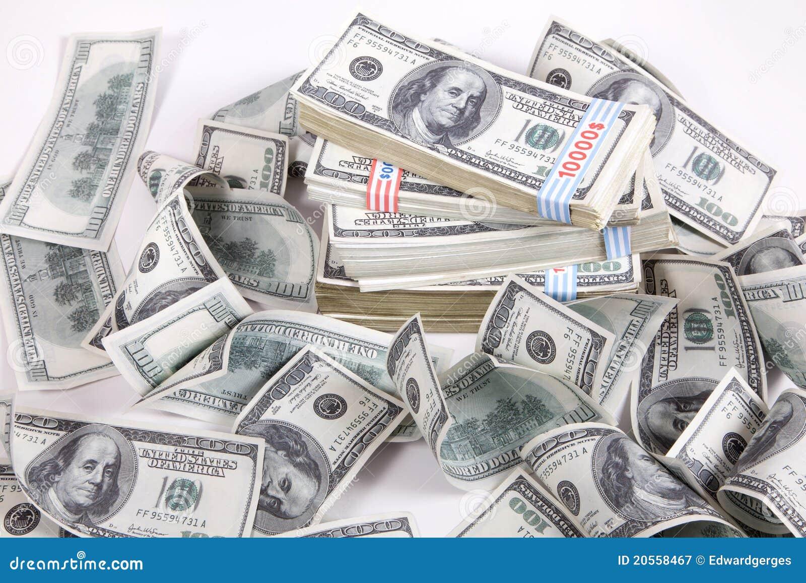 Dolary pieniędzy