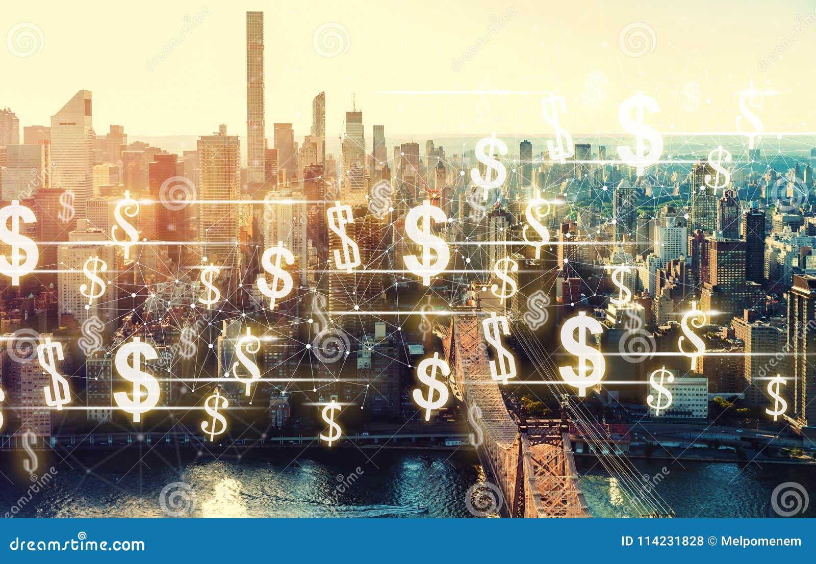Dolary z Miasto Nowy Jork
