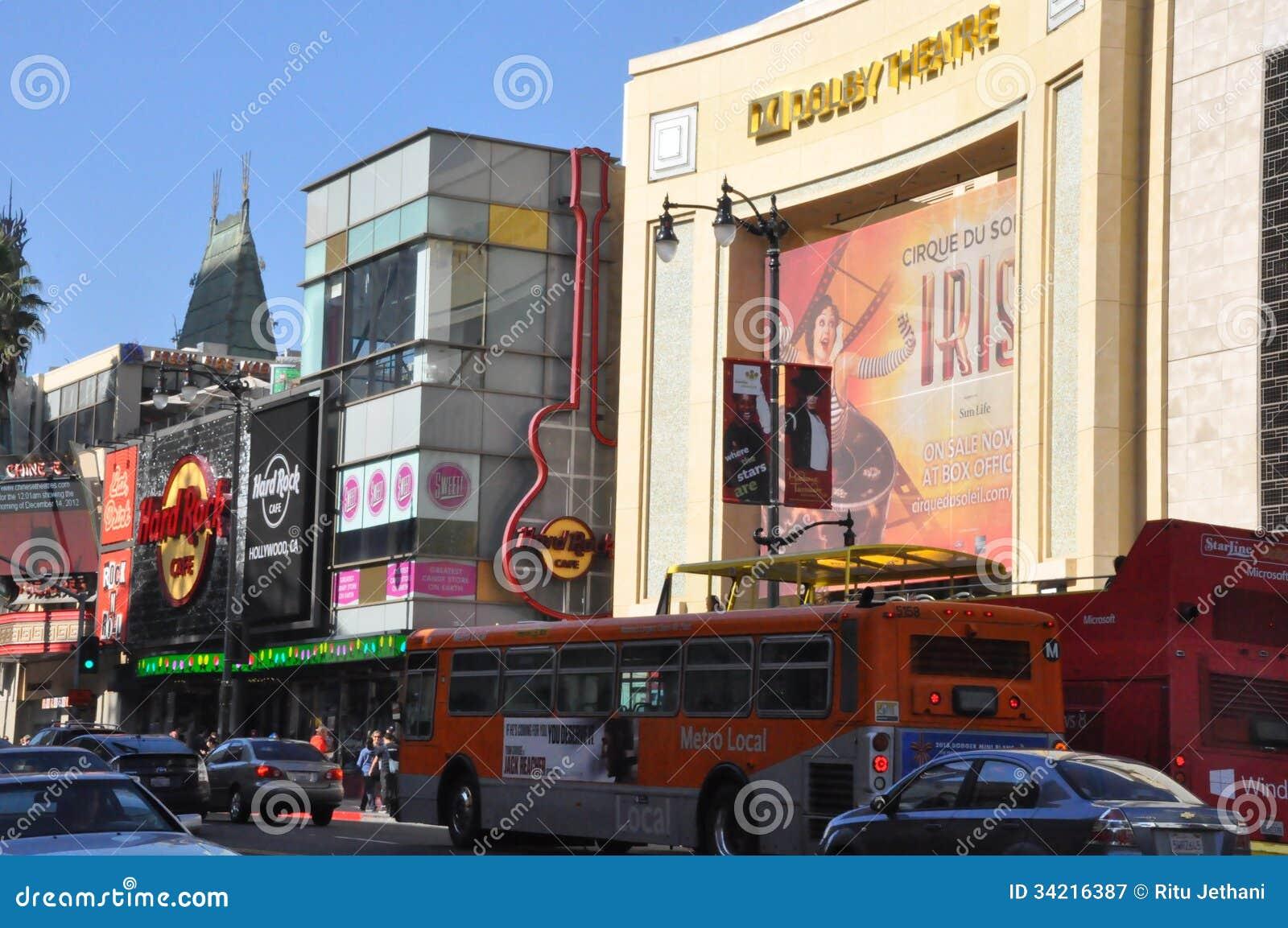 Dolby Theatre w Kalifornia (kodaka Theatre)