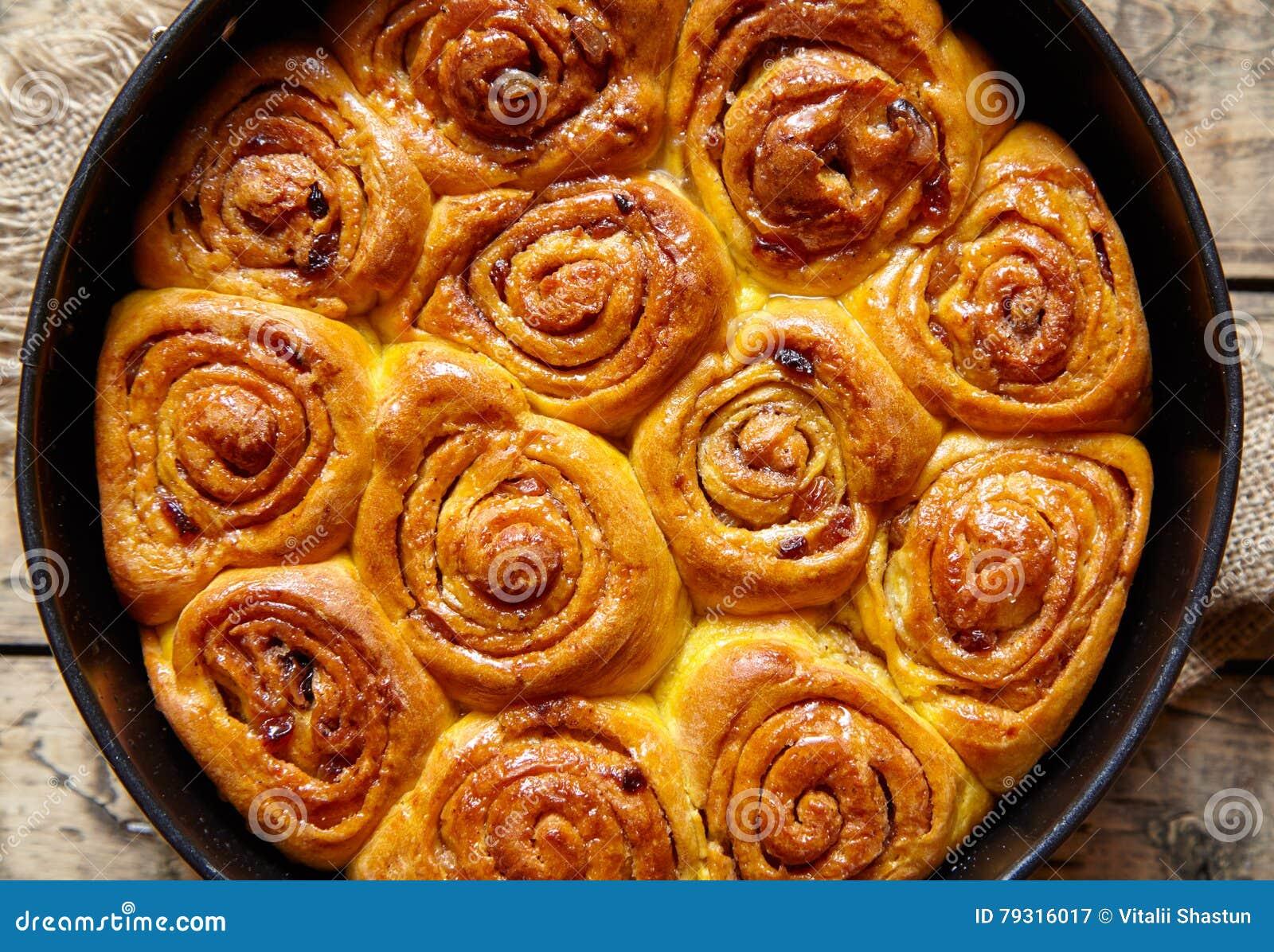 Dolce dolce di autunno del vegano al forno danese - Forno tradizionale microonde ...