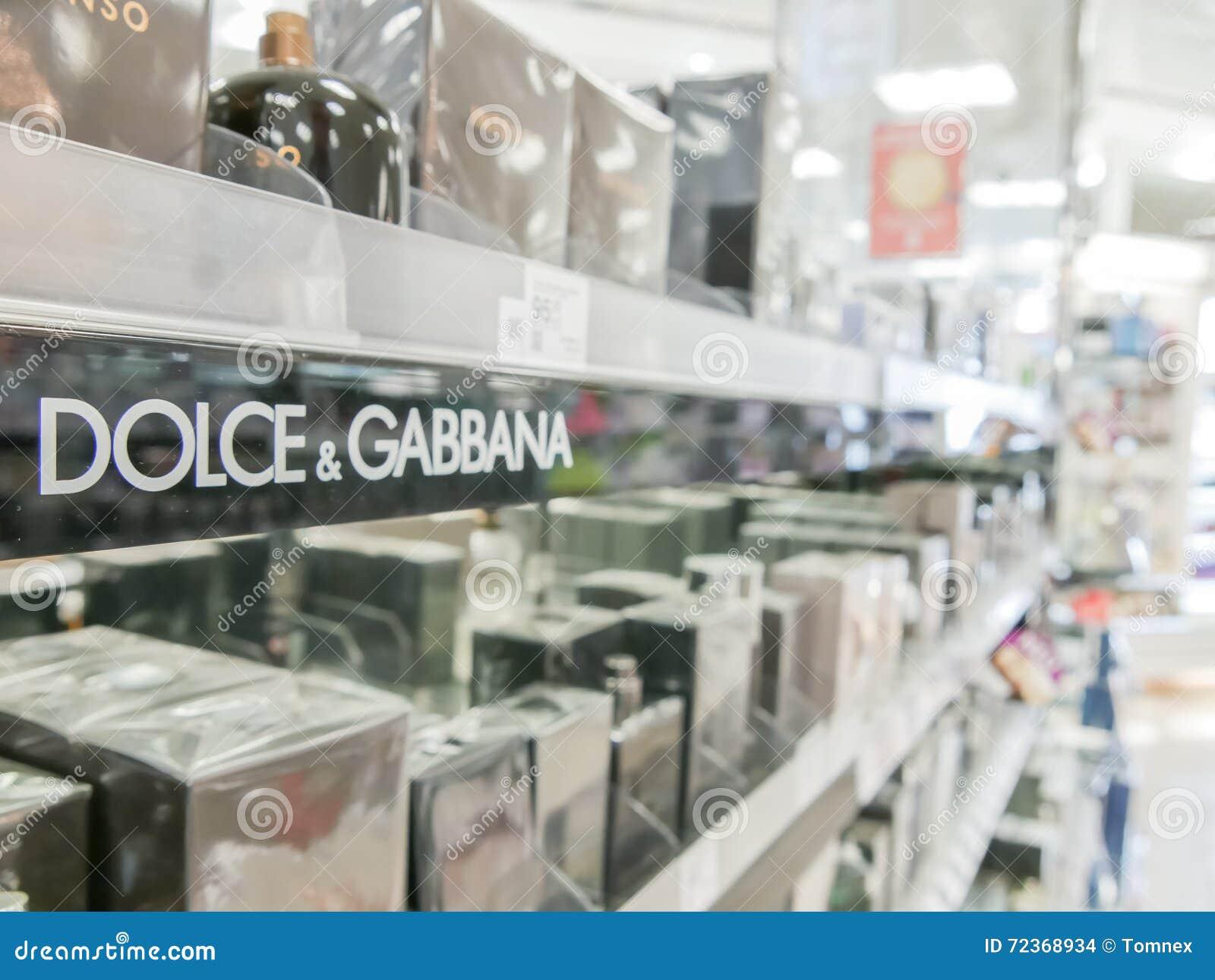 Dolce & Gabbana香水
