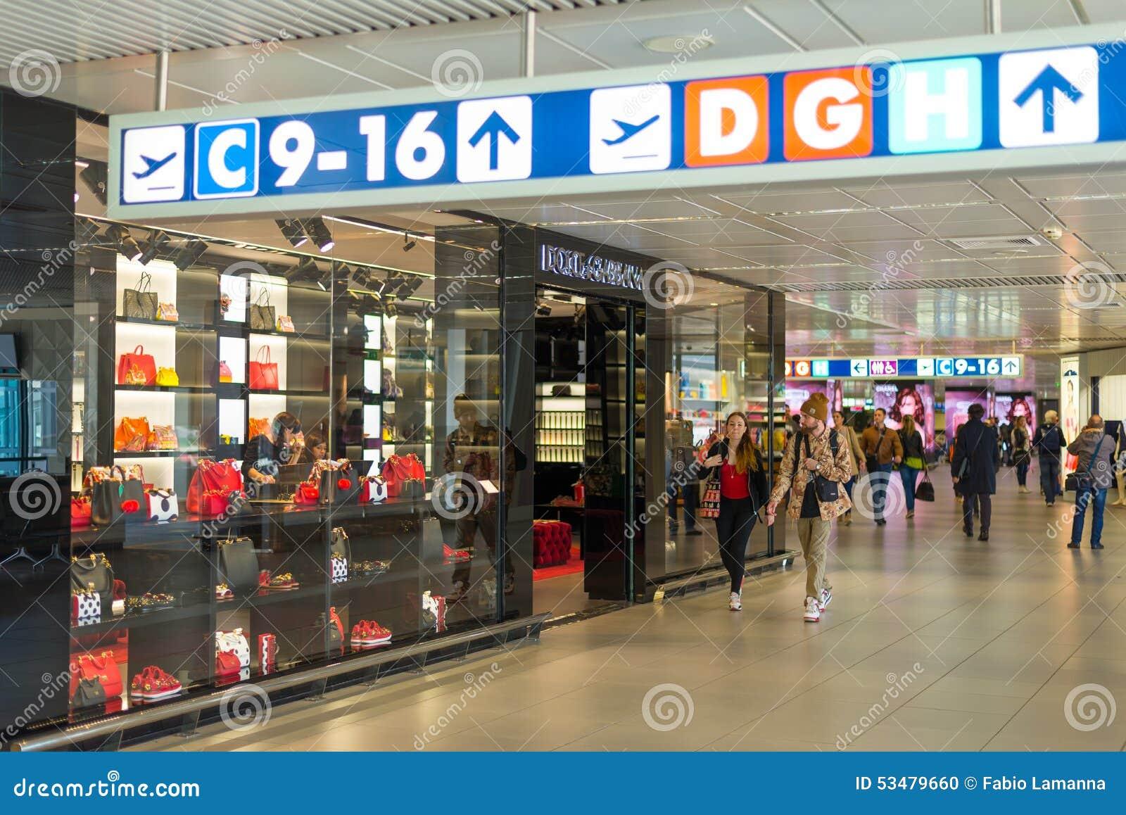 Free shop aeroporto leonardo da vinci