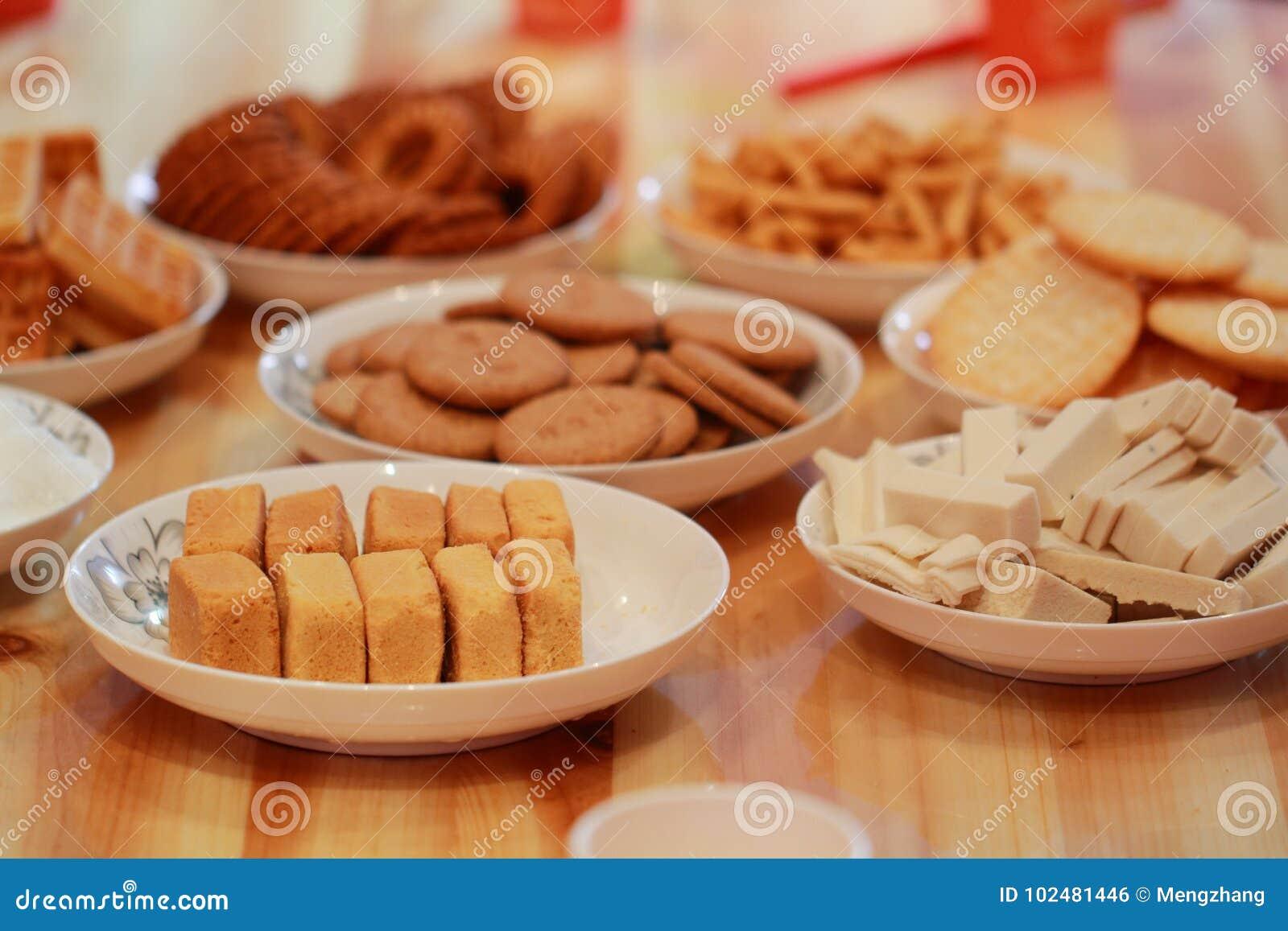 Dolci e pasticcerie di cinese per il giorno delle nozze