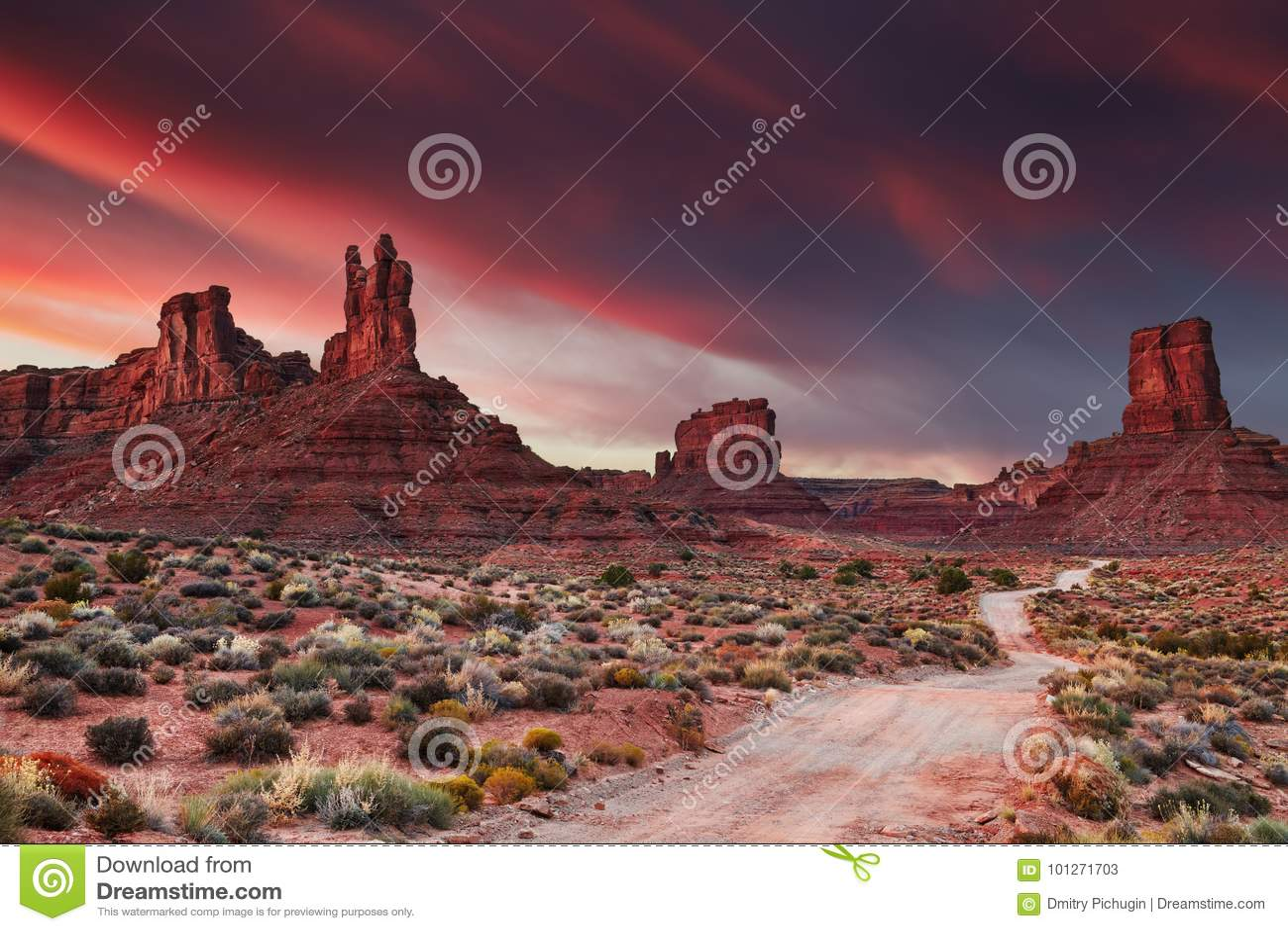 Dolina Bóg