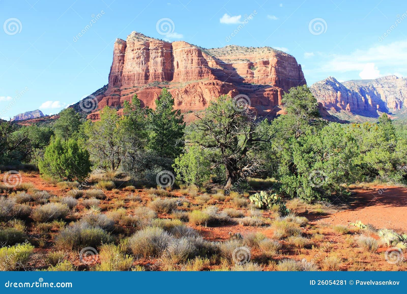 Dolina Czerwone Skały, Nevada, USA