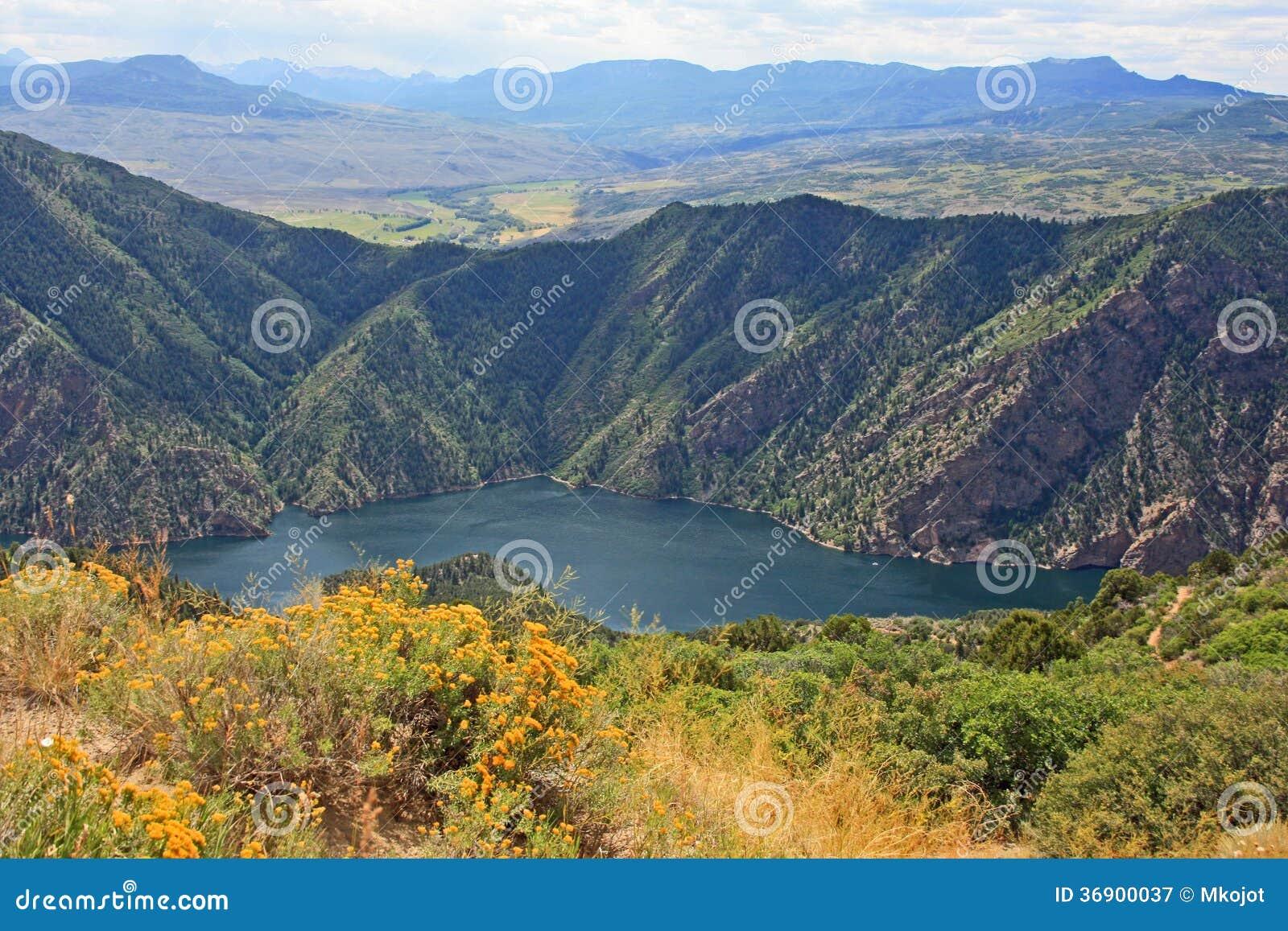 Dolina Gunnison rzeka