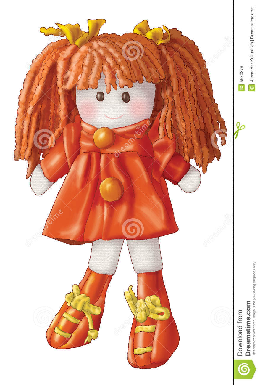 doll royalty free stock images image 5580879