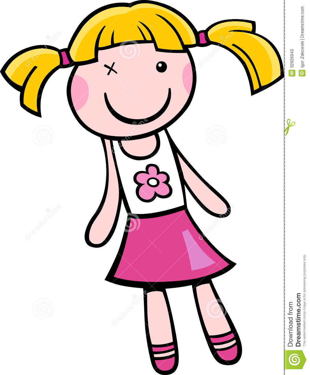 clipart of doll - photo #8
