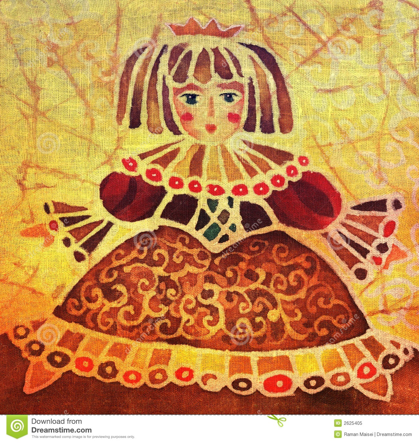Doll princess