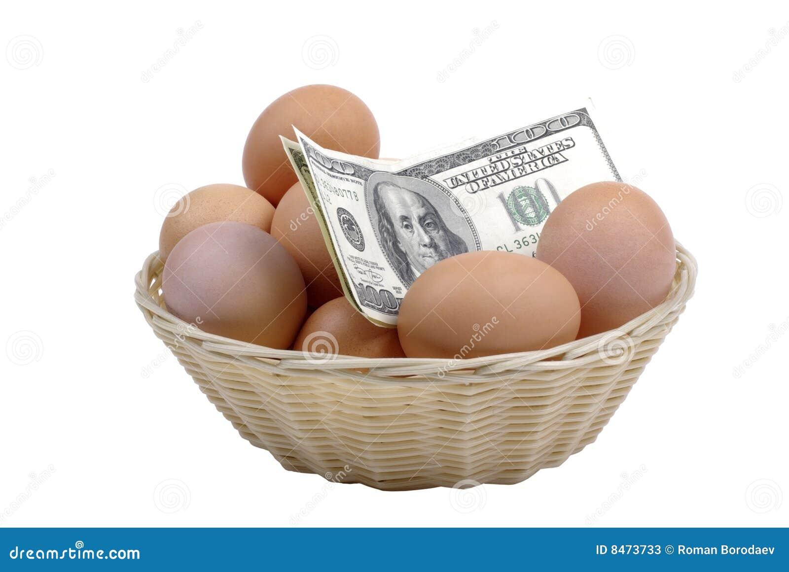 Dollar ägg