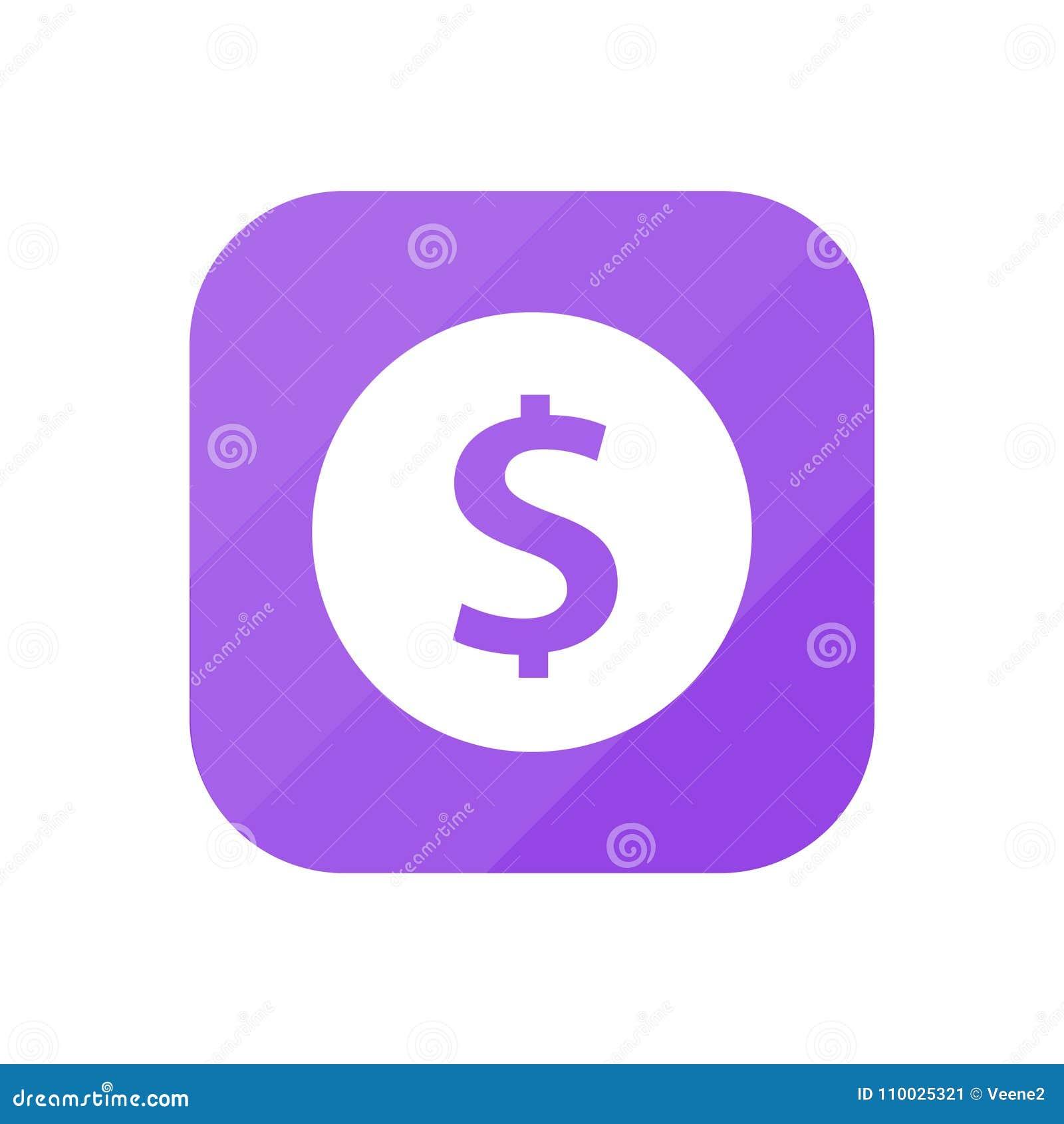 Dollar - App Pictogram