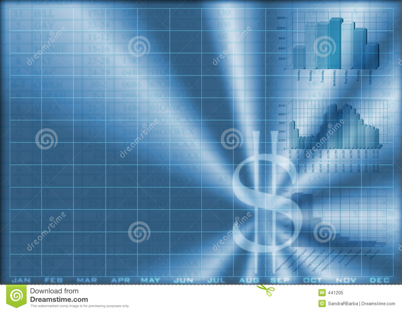 dollar background royalty free stock photo image 441205