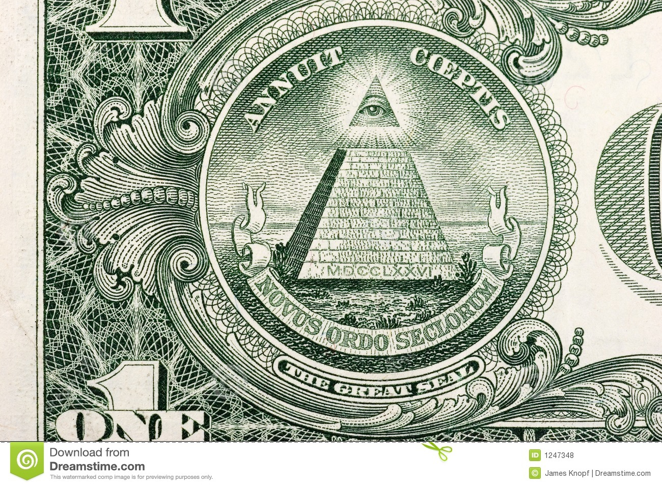 Dollar bill pyramid stock photo image of bill saving 1247348 dollar bill pyramid biocorpaavc Images