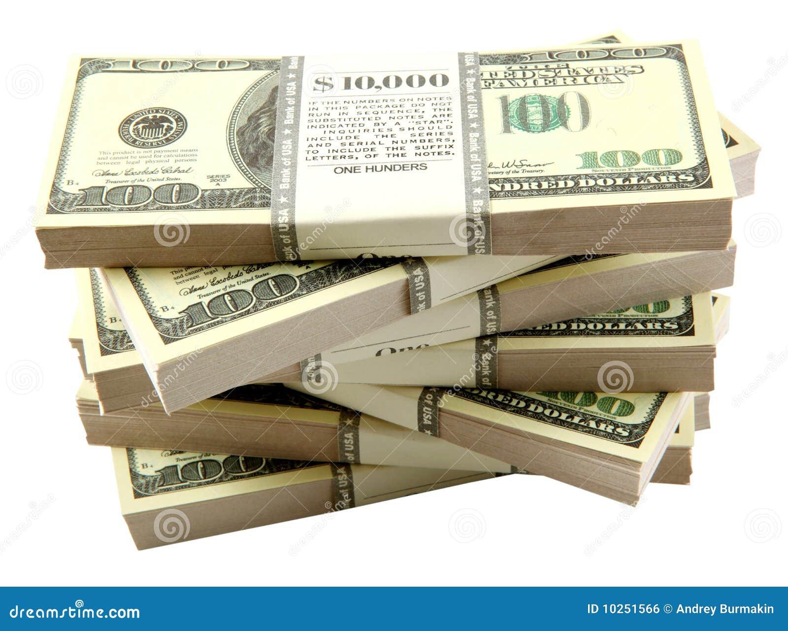 Dollar bunt