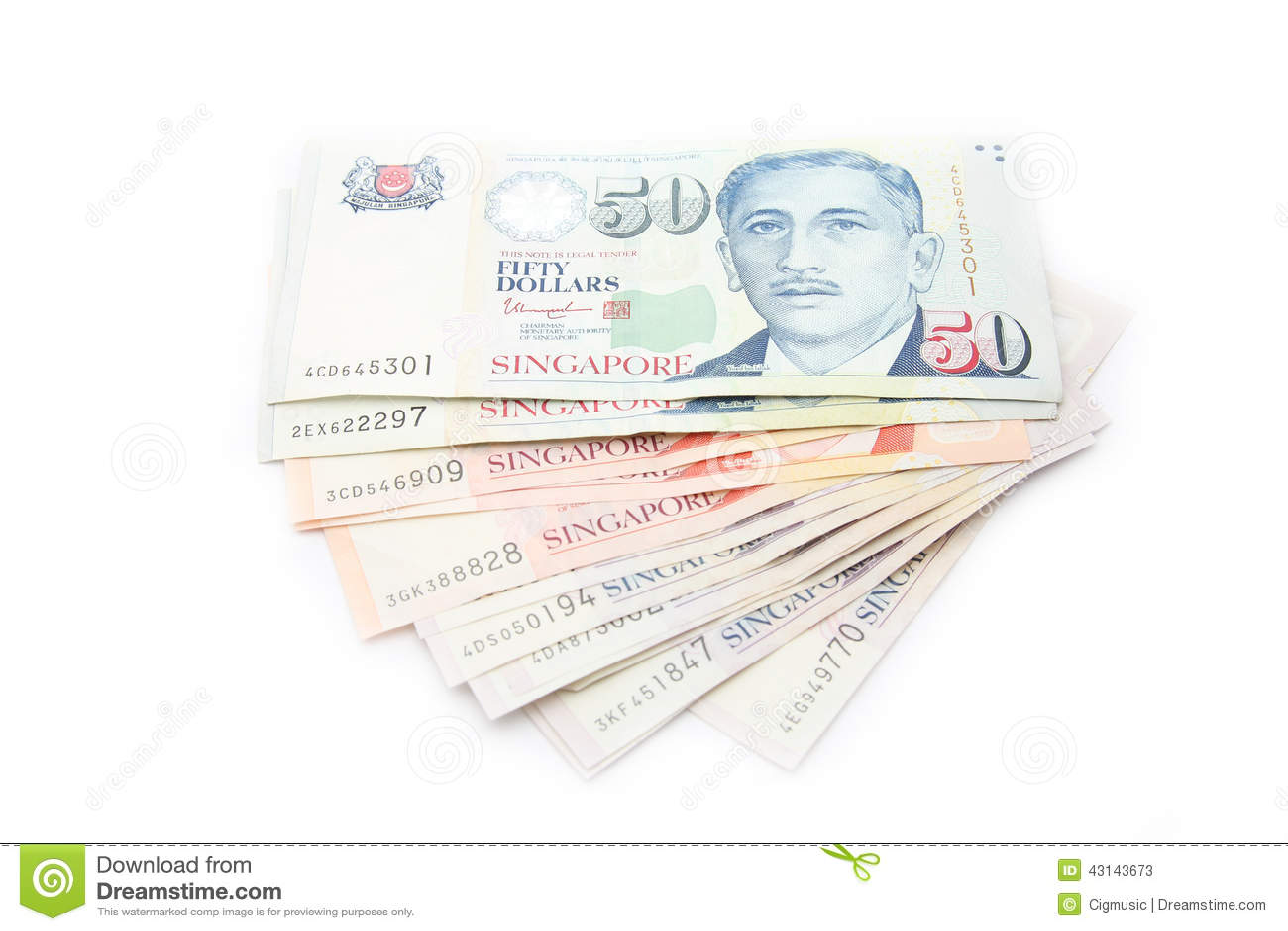 Dollar de Singapour
