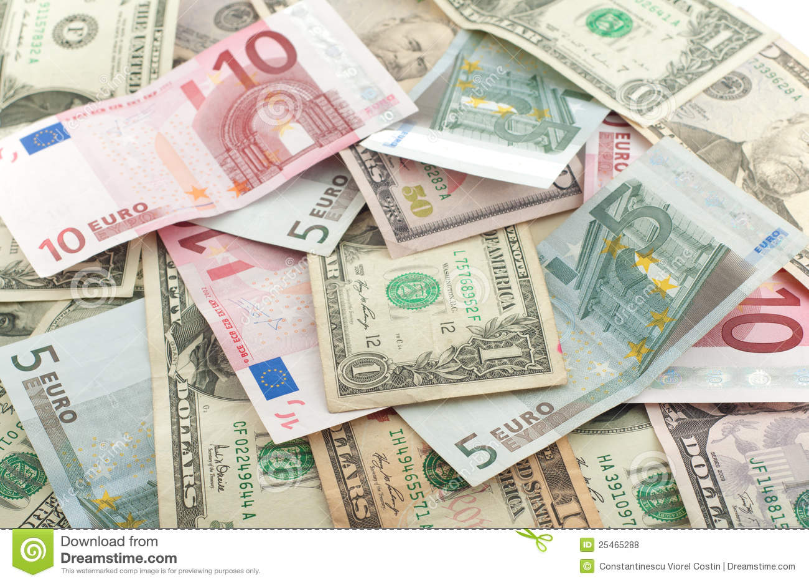 Euro - Dollar Währungsrechner