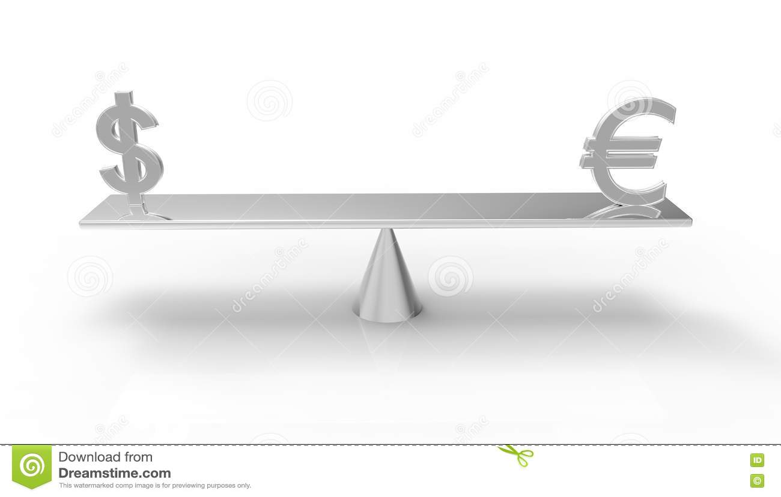 Dollar and euro currency symbol stock illustration illustration dollar and euro currency symbol buycottarizona Choice Image