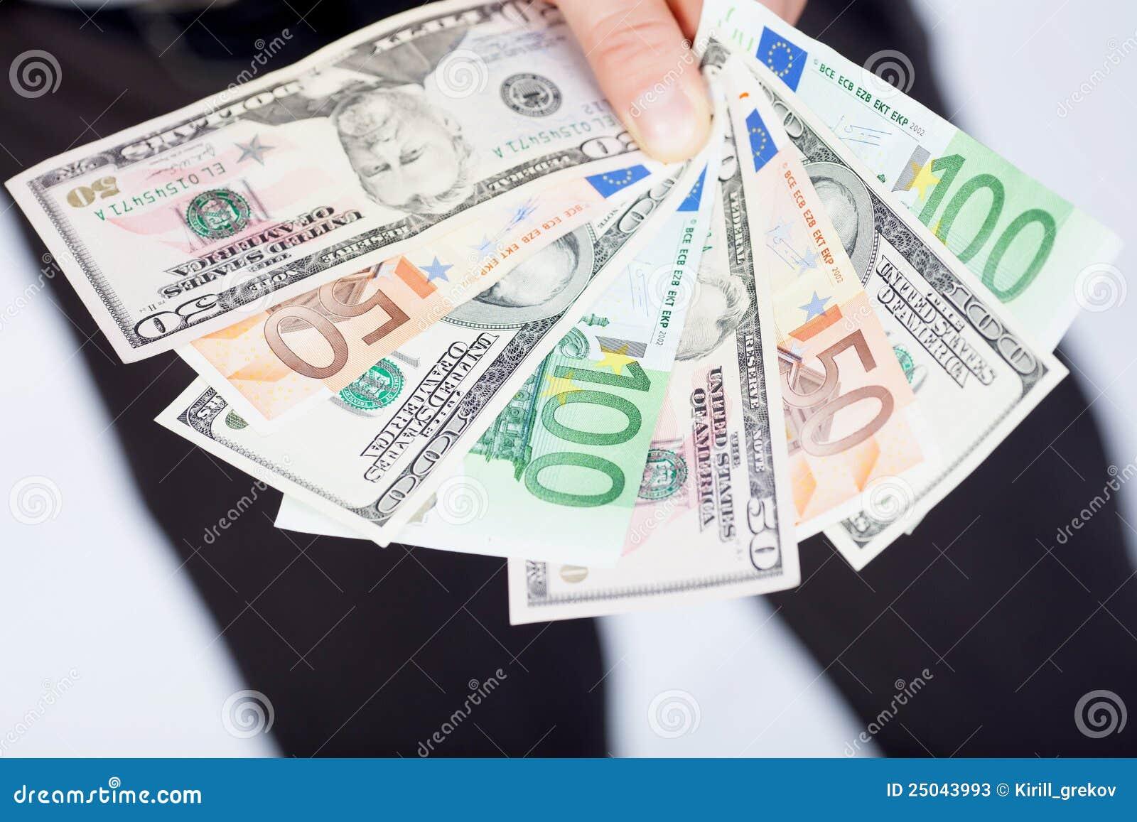 Dollar eurohand