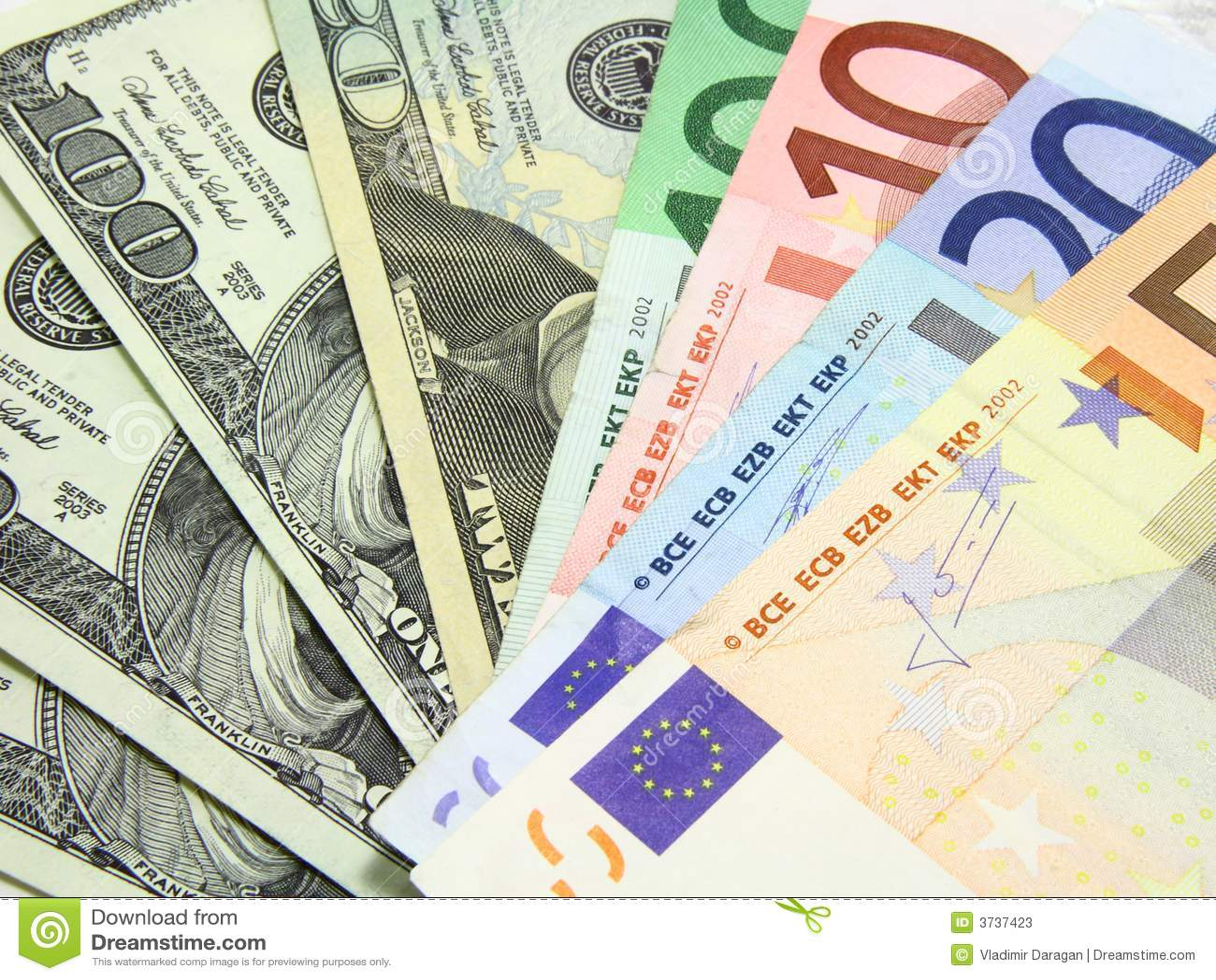 Dollar euros