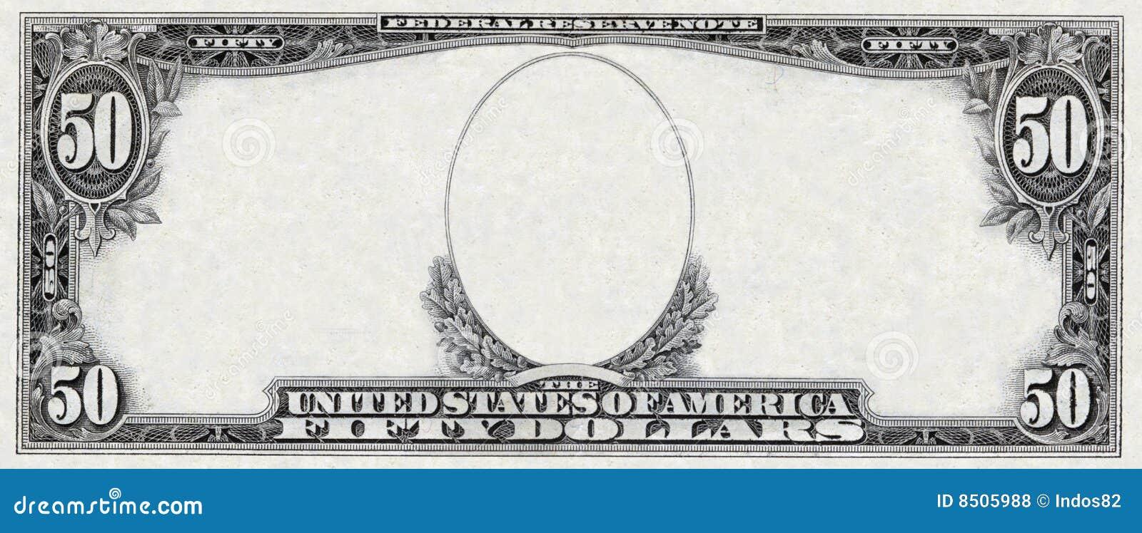 search results for  u201cblank 50 dollar bill template