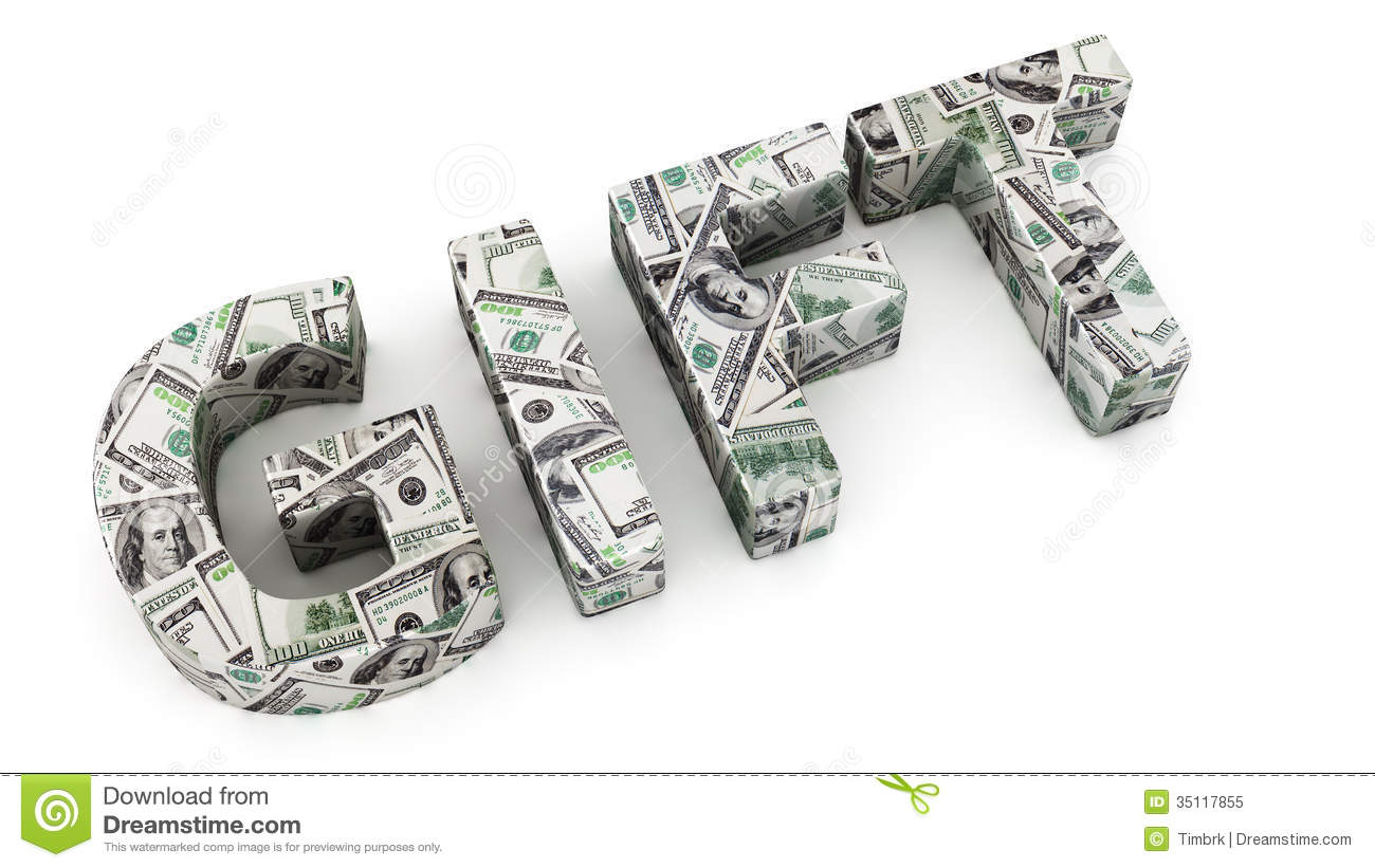 Dollar gift stock illustration illustration of offer 35117855 negle Image collections