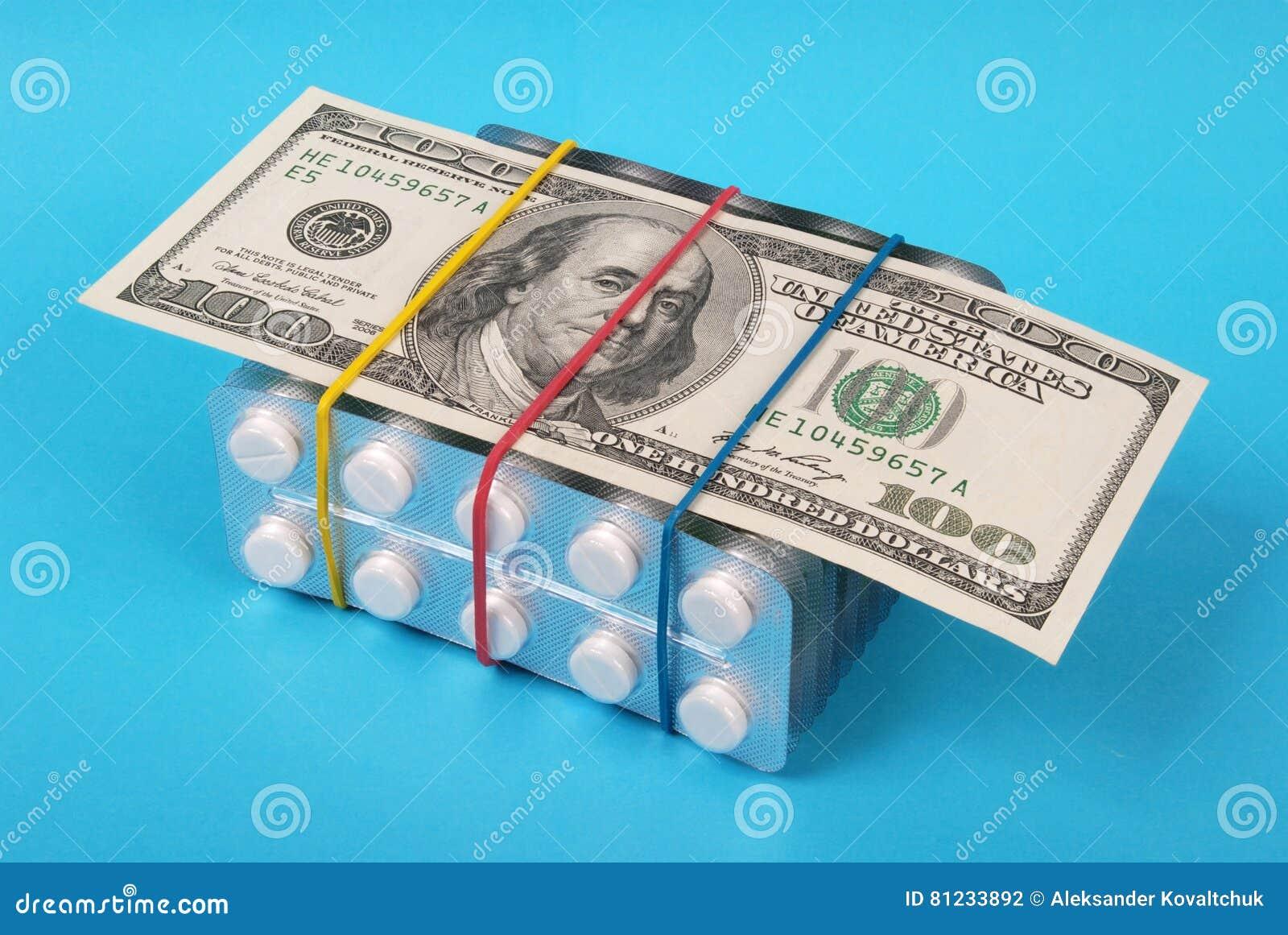 Dollar hundra lays som packar vita tablets