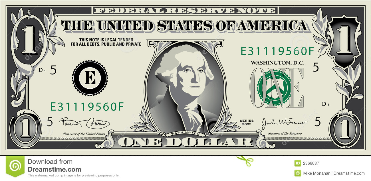 Dollar.jpg Royalty Free Stock Photography - Image: 2366087
